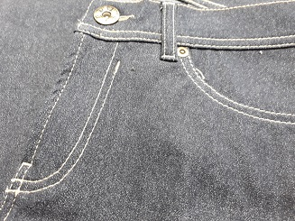 Flat fabric